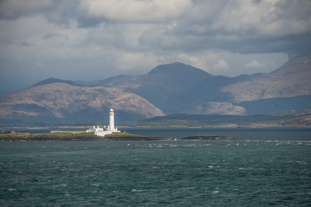 Mull lighthouse