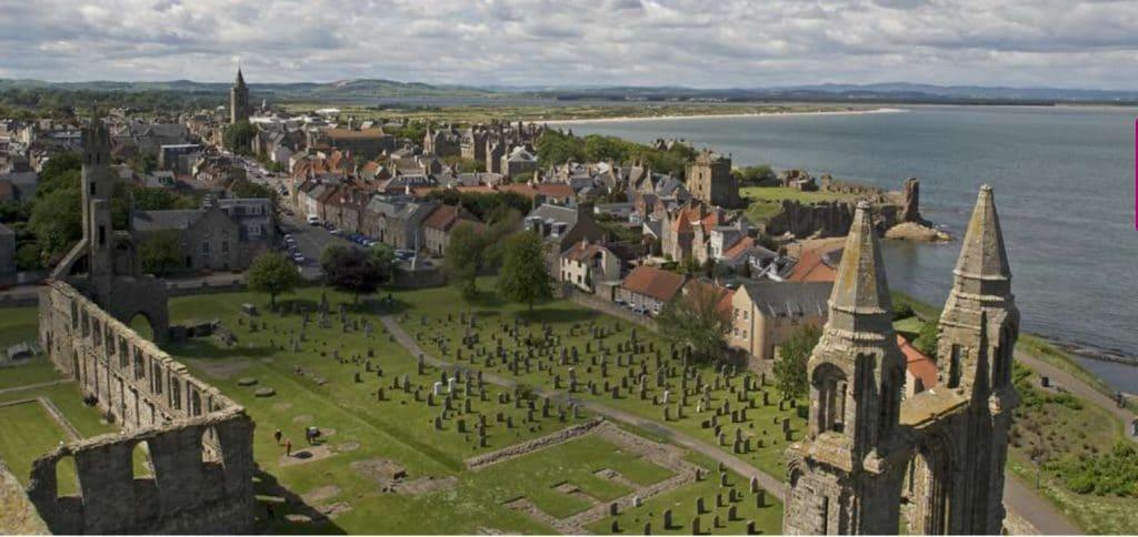 St Andrews tour