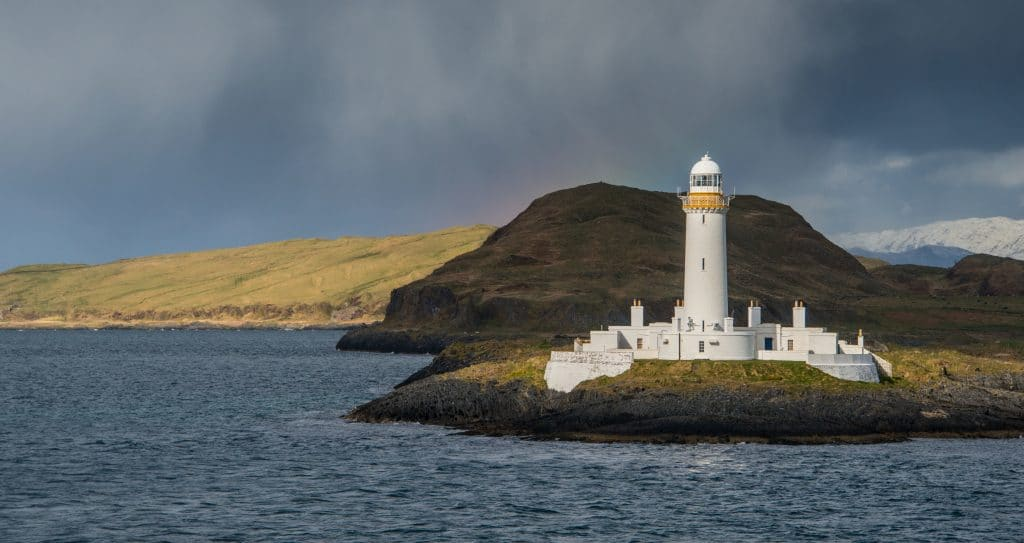 Mull Light House
