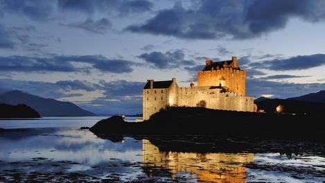 Scottish Castle tours