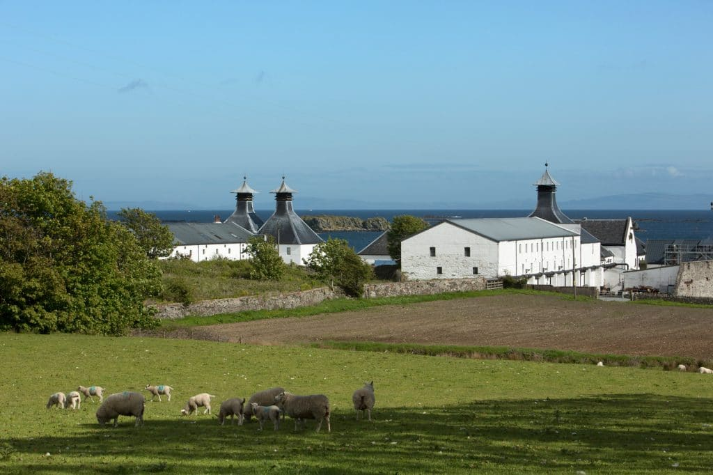 The Scotch whisky experience tour