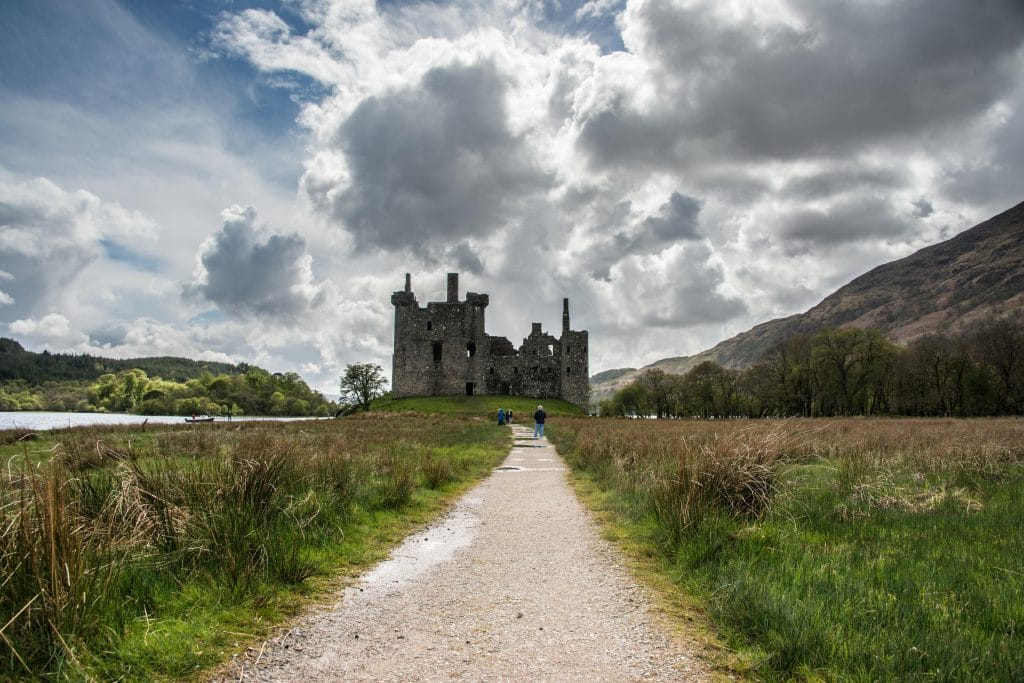 Travel across Scotland