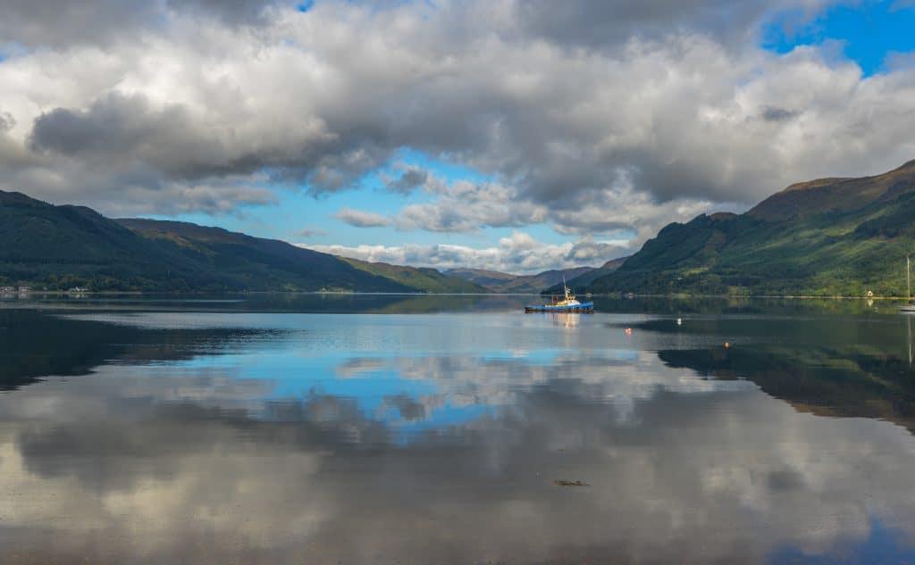 personal tour of Scotland