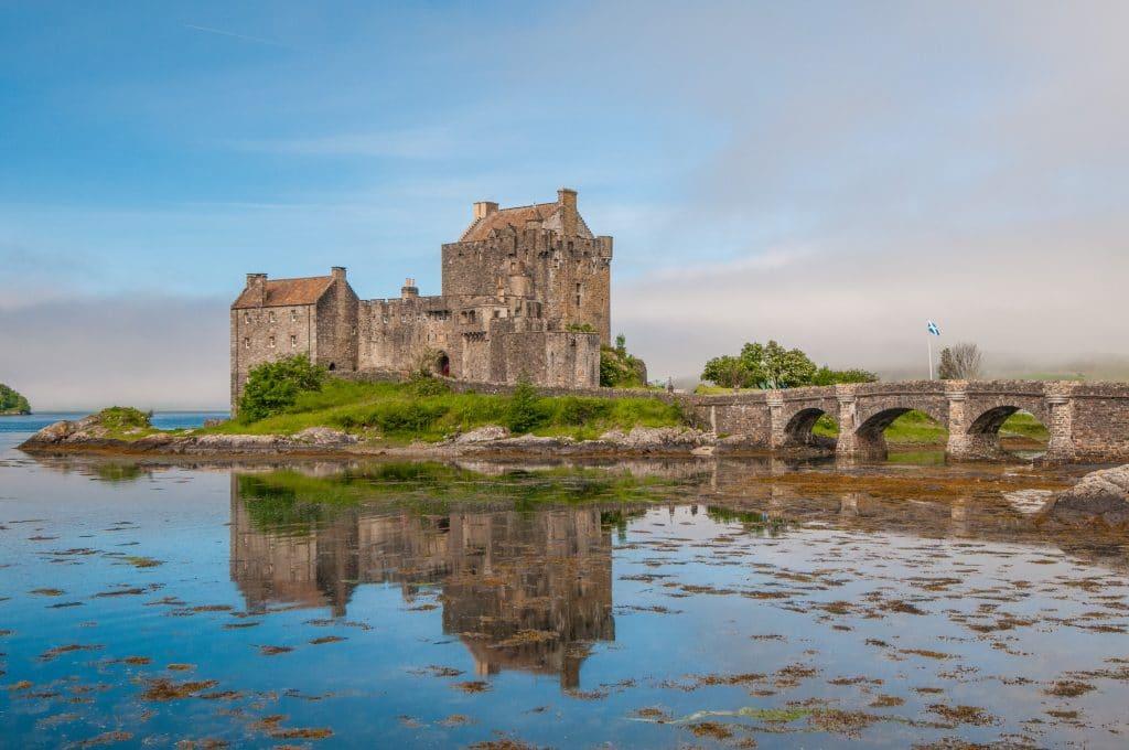 Scotland visit