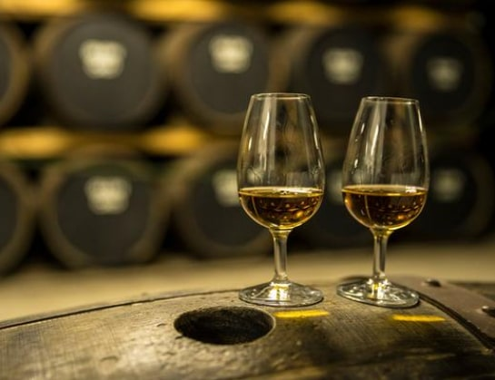 Whisky on our Loch Lomond and the Trossachs day tour