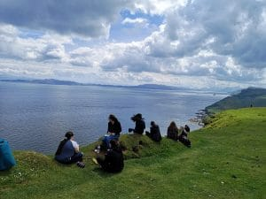 On the best small group tours of Scotland