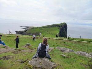 Small group tours of Scotland - Isle of Skye