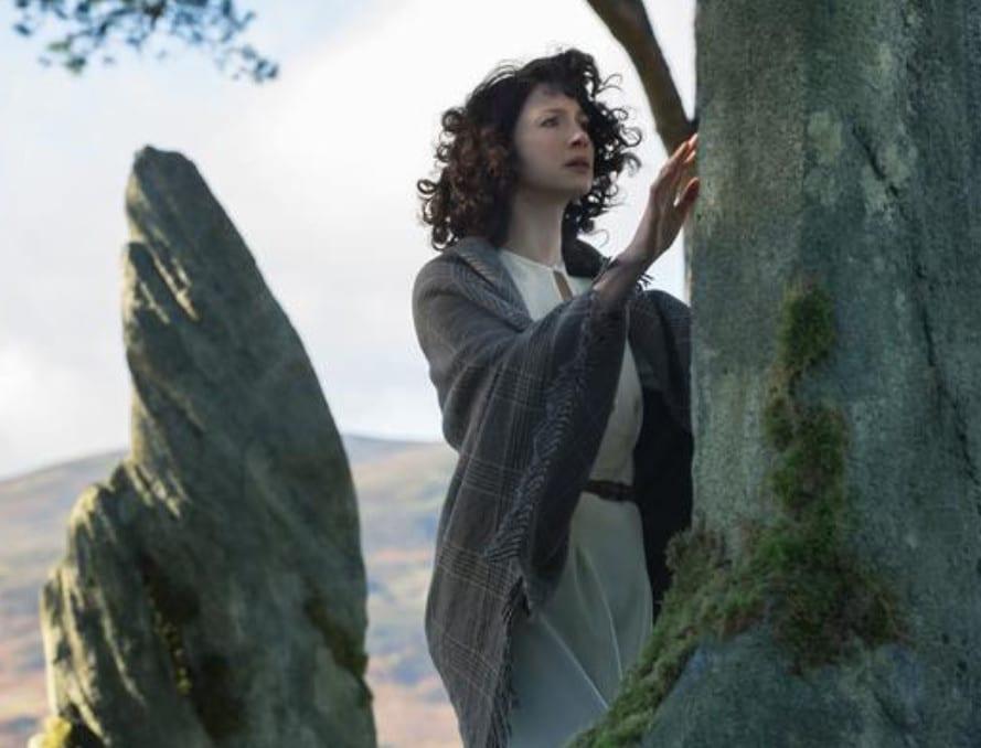 Claire outlander tour Scotland