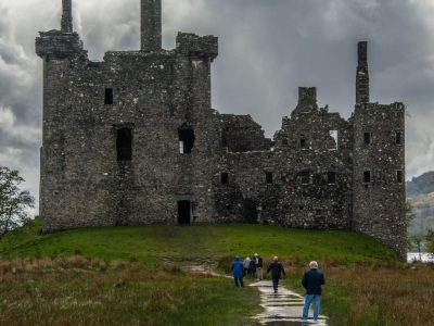 Private tours of Scotland