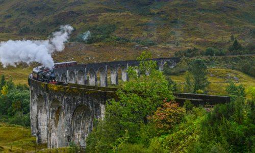 Harry Potter bridge