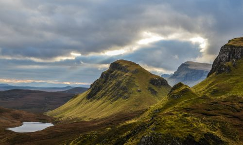 Photo of the Isle of Skye on out tour